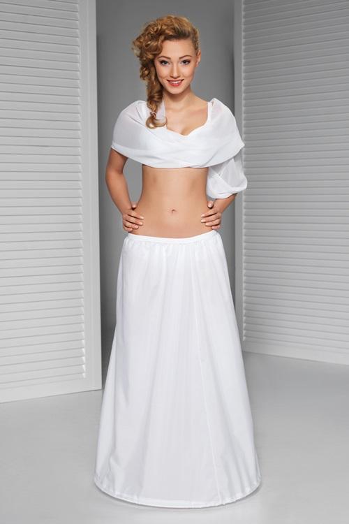 22ccbb1cc3e spodnice pod svatební šaty jednokruhová